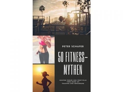 50 Fitness Mythen Ebook Cover - Octofit