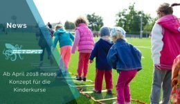 Ab April 2018 neues Konzept für die Kinderkurse - Crosstraining Kids - Octofit
