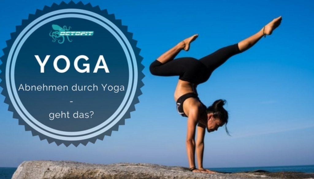 Abnehmen durch Yoga - Octofit