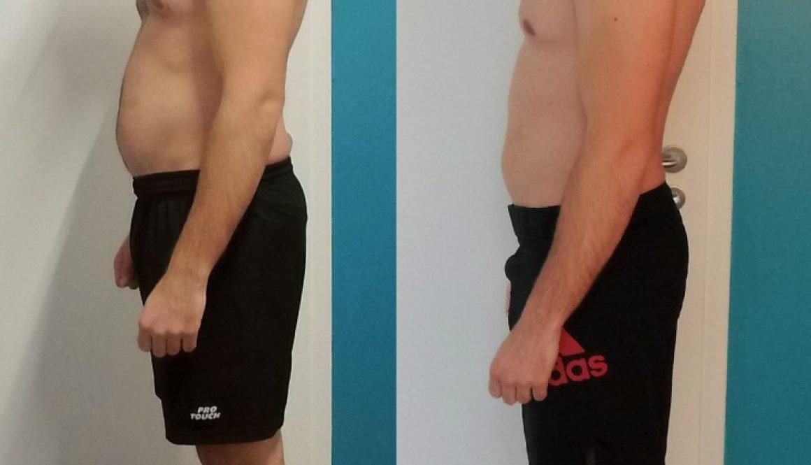 Transformation Männer