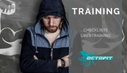Checkliste Uebertraining - Octofit