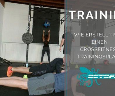 CrossFitness Trainingsplan - Octofit