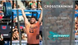 Crossfit Games 2017 - Octofit
