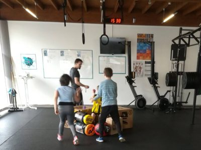 Crosstraining Kids 1 - Octofit