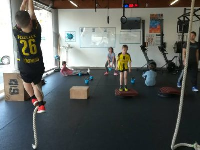 Crosstraining Kids 2 - Octofit