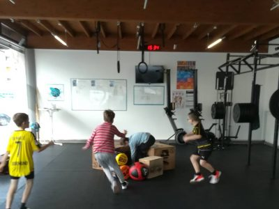 Crosstraining Kids 3 - Octofit