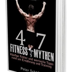 E-Book 47 Fitness Mythen Cover Octofit Luenen