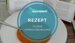 Feurige Paprika Cremesuppe - Octofit