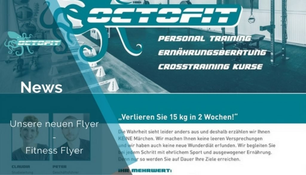 Fitness Flyer Octofit