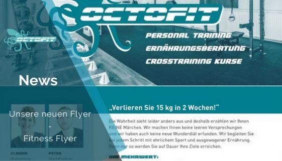 Fitness Flyer Octofit