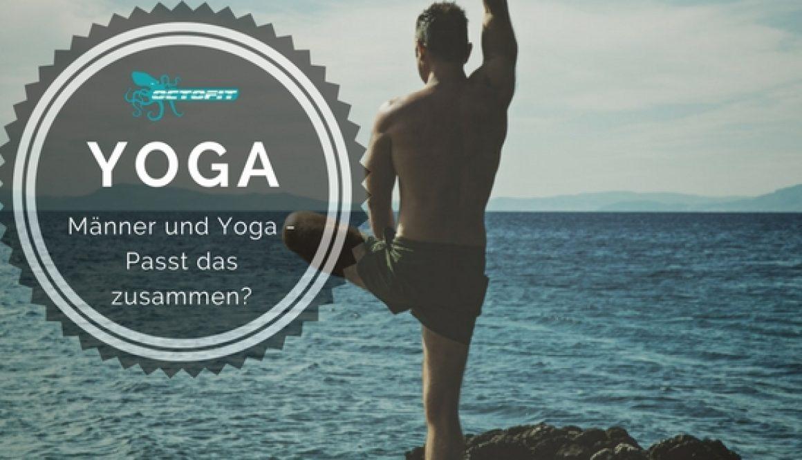 Maenner und Yoga - Passt das zusammen - Octofit