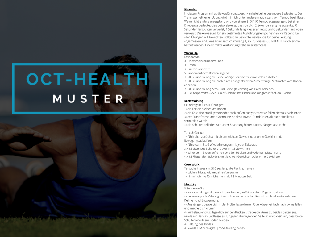 OCT-HEALTH Muster WOD 2