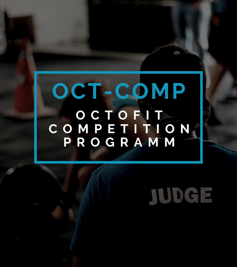 Octofit Competition Programm
