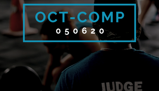 Octofit Competition Programming OCT-COMP 050620