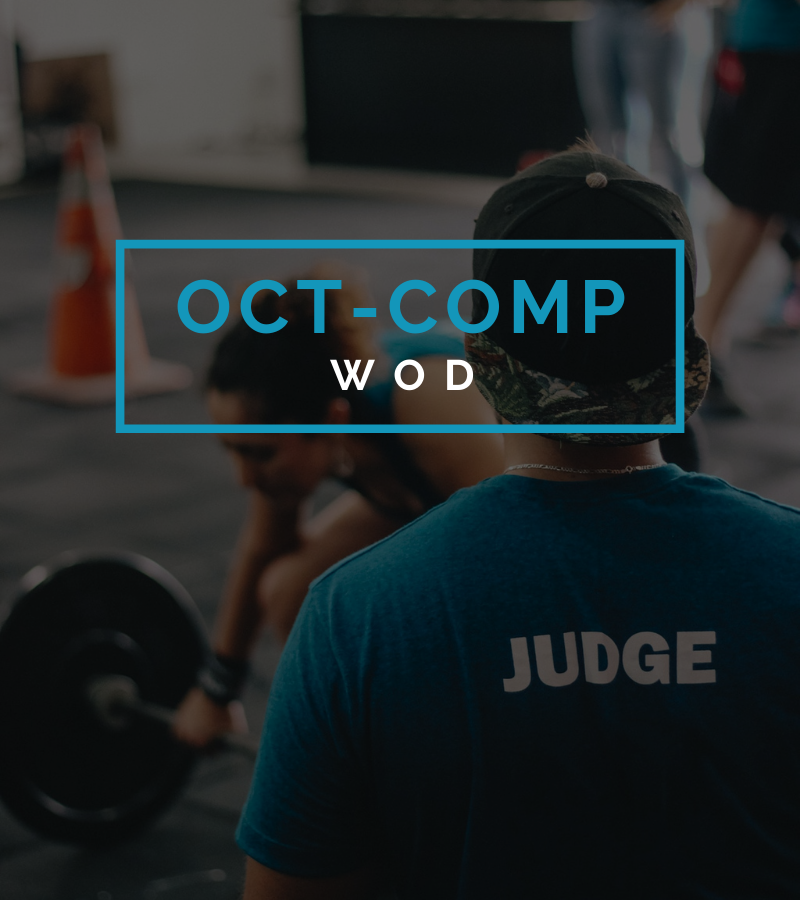 Octofit Competitiontraining Programming Competition Programm Competition Workout WOD 2
