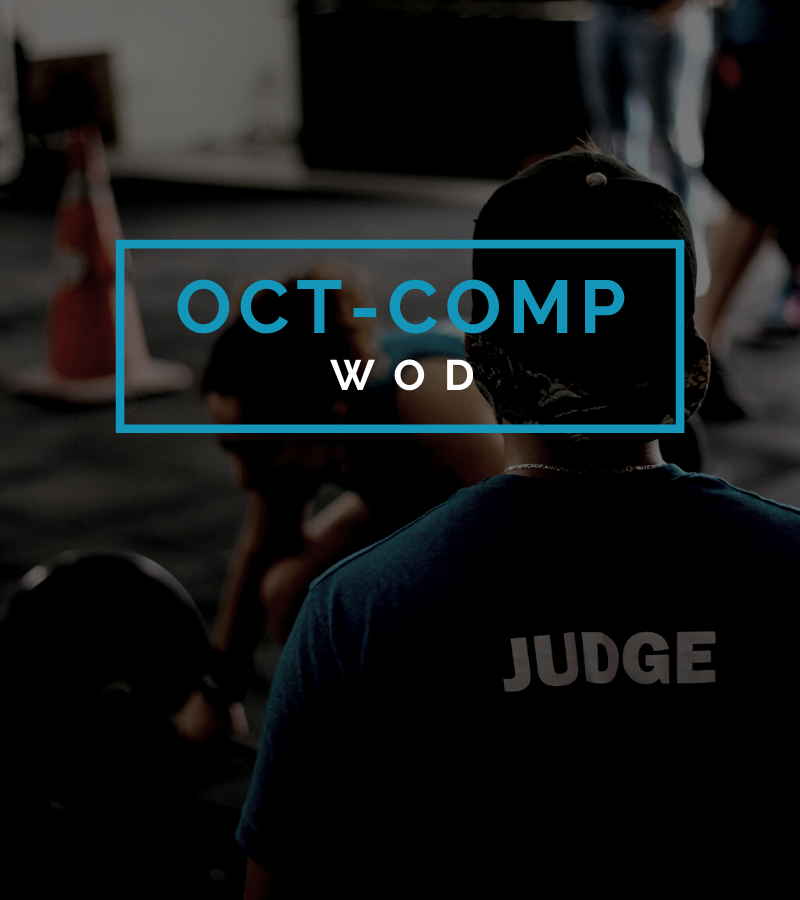 Octofit Competitiontraining Programming Competition Programm Competition Workout WOD