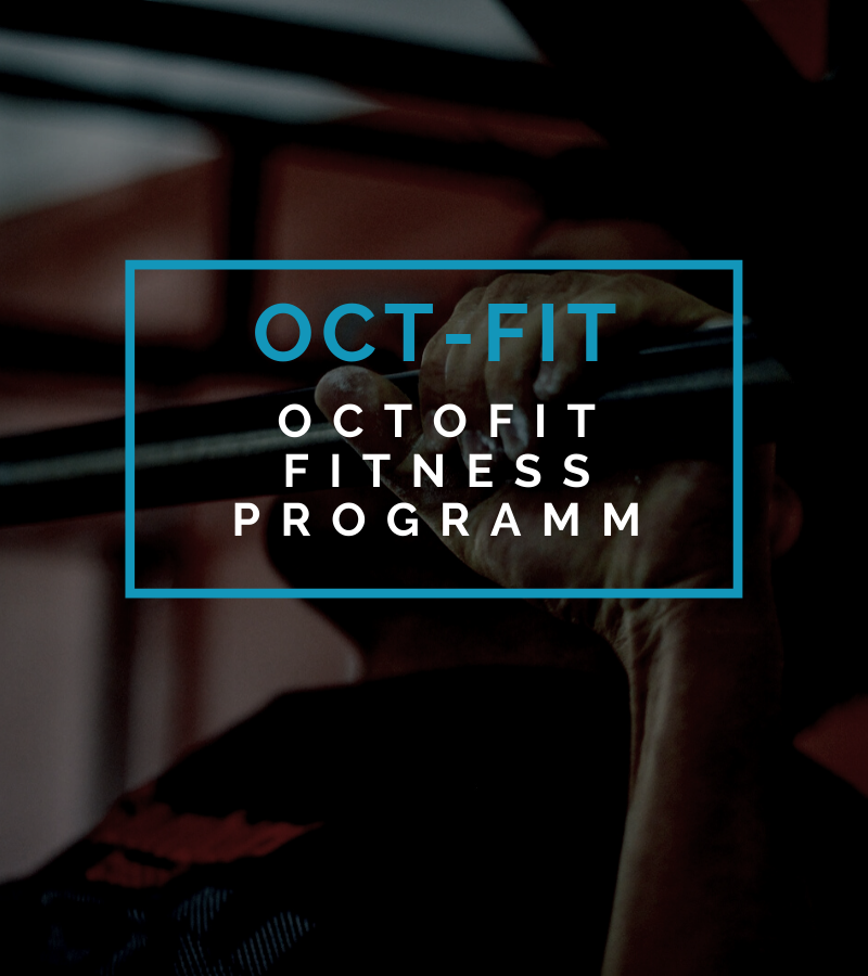 Octofit Fitness Programm