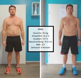 Alex - 9,1 kg