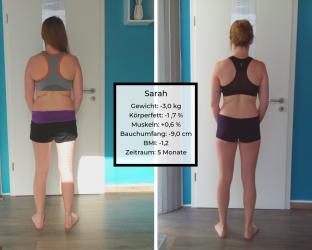 Sarahs Transformation