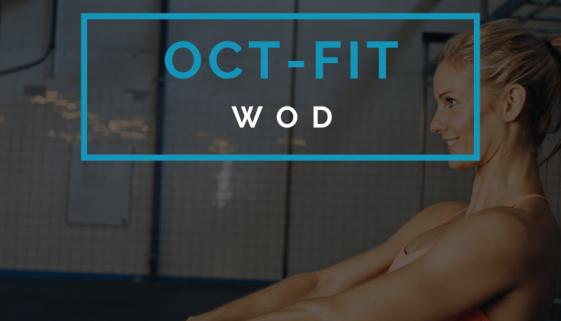 Octofit Fitnesstraining Programming Fitness Programm Fitness Workout WOD 2