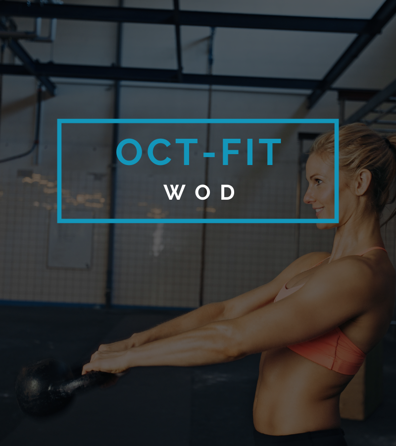 Octofit Fitnesstraining Programming Fitness Programm Fitness Workout WOD 2