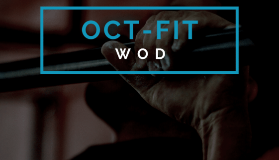 Octofit Fitnesstraining Programming Fitness Programm Fitness Workout WOD