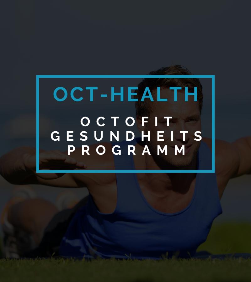 Octofit Gesundheits Programm