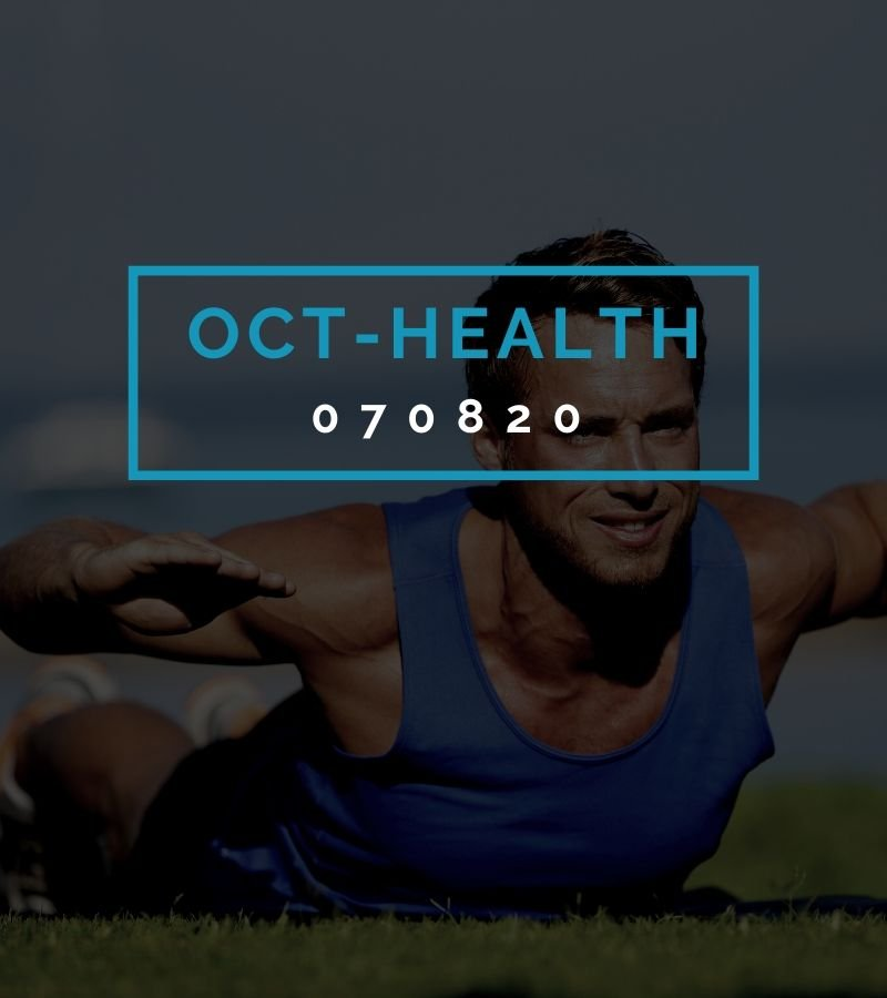 Octofit Gesundheits Programming OCT-HEALTH 070820