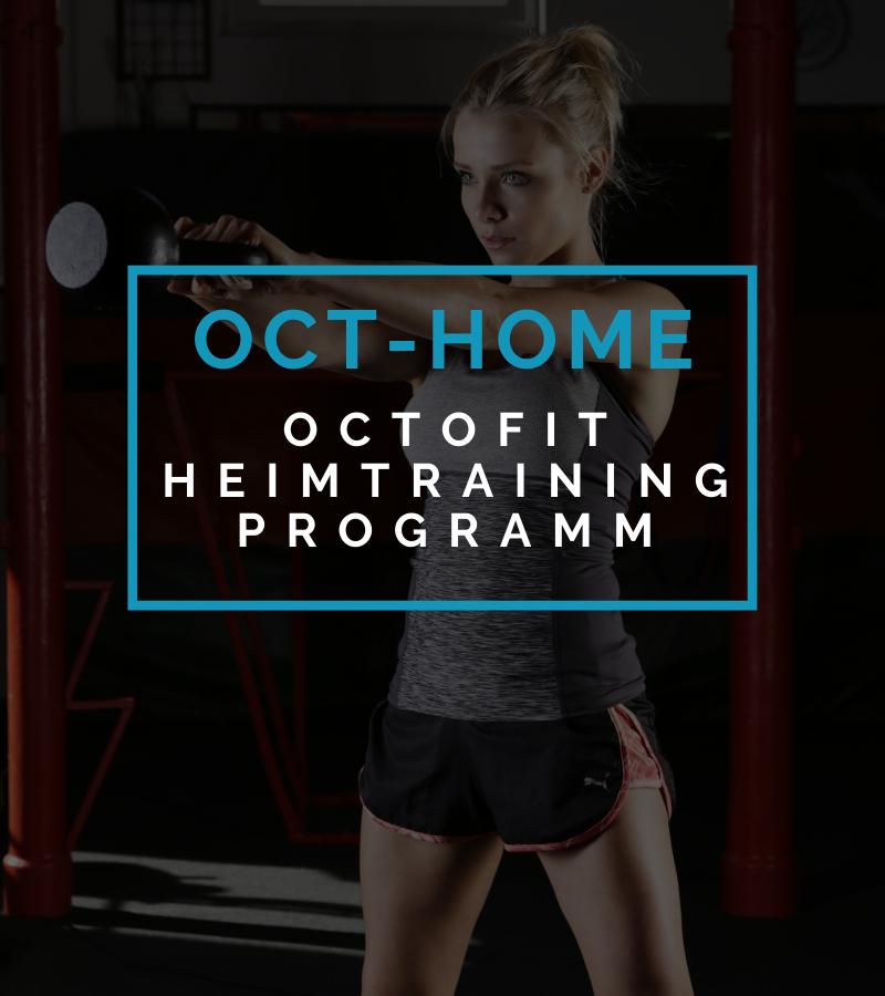 Octofit Heimtraining Programm