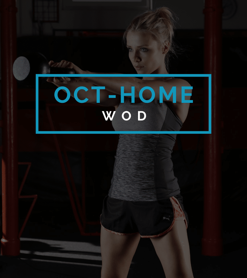 Octofit Heimtraining Programming Home Workout WOD