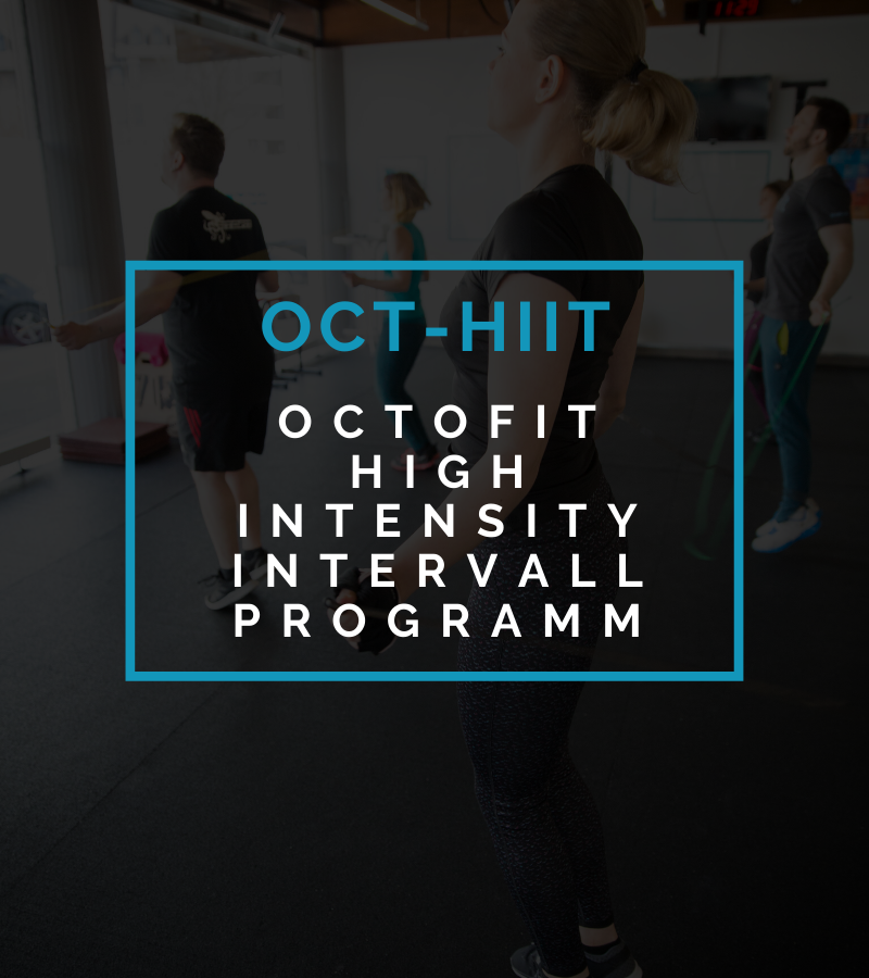 Octofit High Intensity Intervall Programm