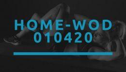 Octofit Home WOD 010420