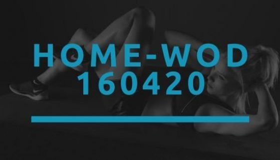 Octofit Home WOD 160420