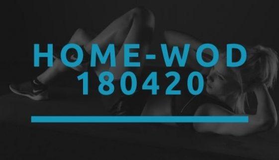 Octofit Home WOD 180420