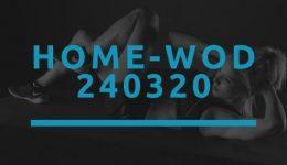 Octofit Home WOD 240320