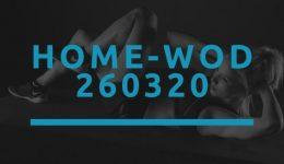 Octofit Home WOD 260320