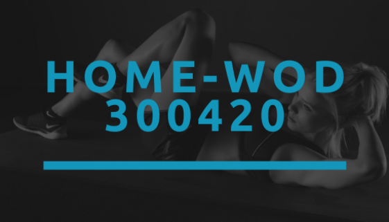 Octofit Home WOD 300420