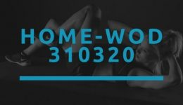 Octofit Home WOD 310320