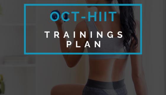 Octofit Intervalltraining Programming High Intensity HIIT Workout Trainingsplan
