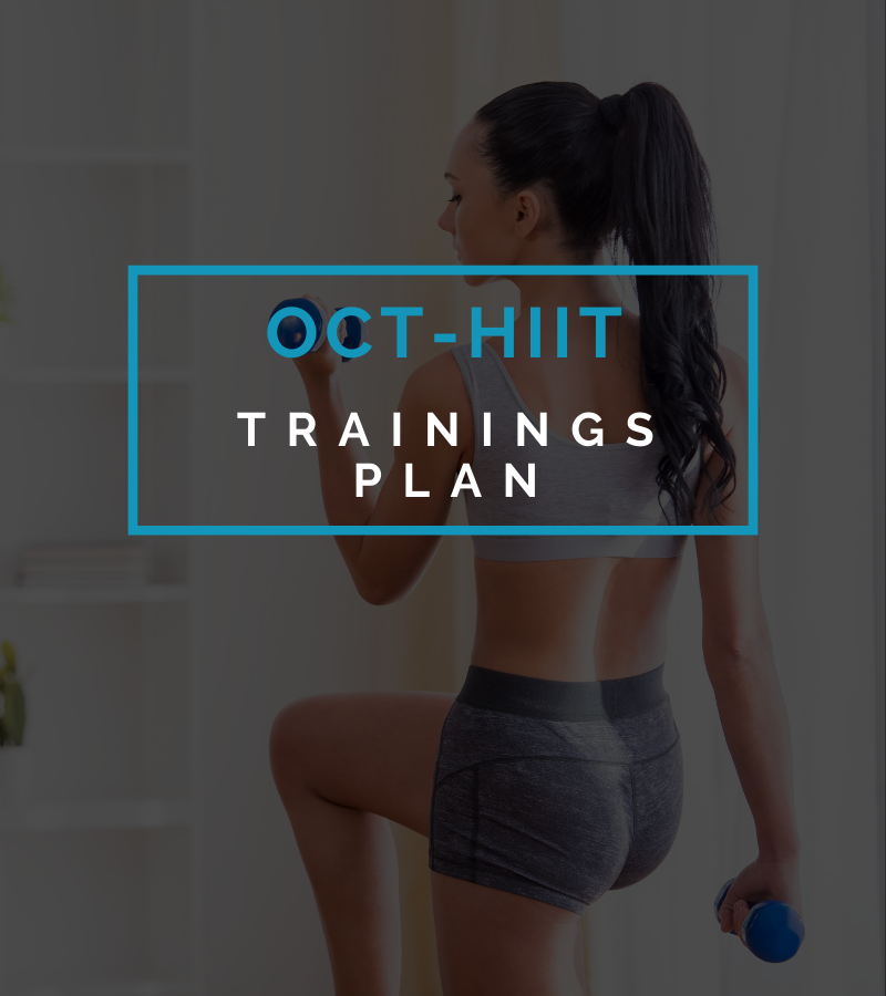 Octofit Intervalltraining Programming High Intensity HIIT Workout Trainingsplan