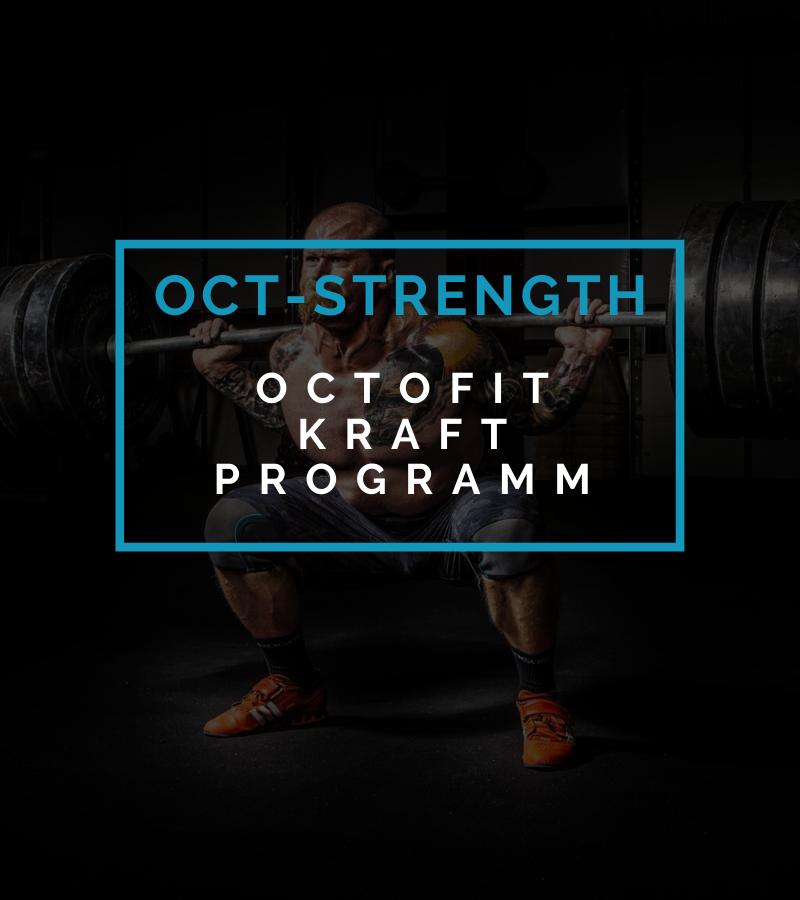 Octofit Kraft Programm