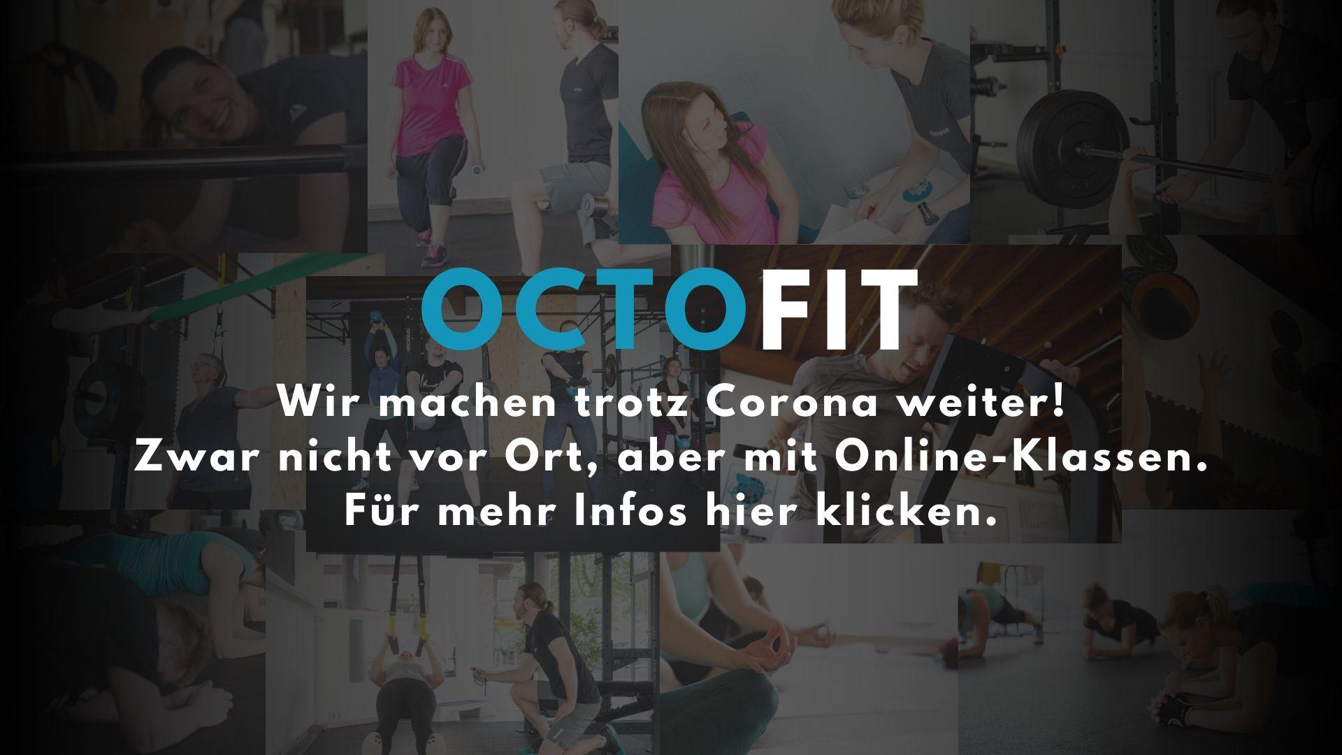 Octofit Landingpage Header Fitness Corona Luenen