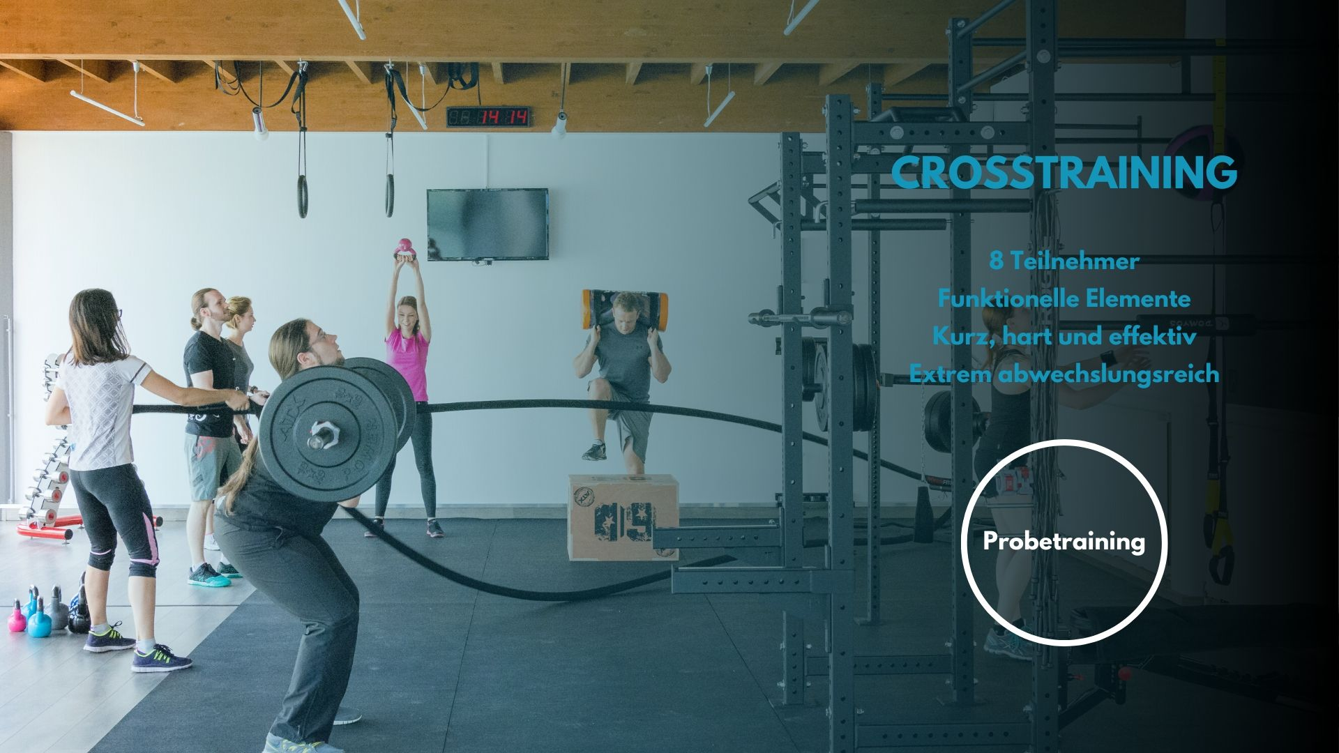 Octofit Luenen Crossraining Cross Fitness