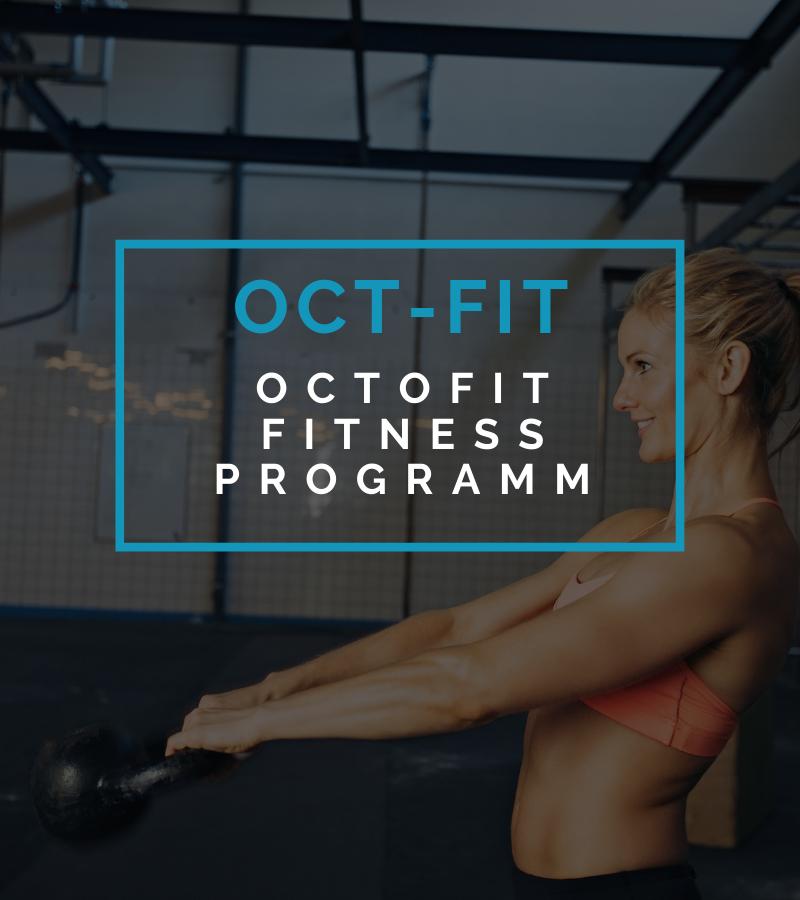 Octofit Online Fitness Training Fitness Programm