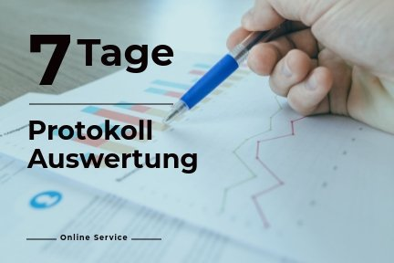 Octofit Shop Online Services 7 Tage Protokollauswertung