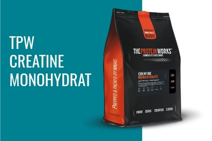 Octofit Shop The Protein Works Creatine Monohydrat