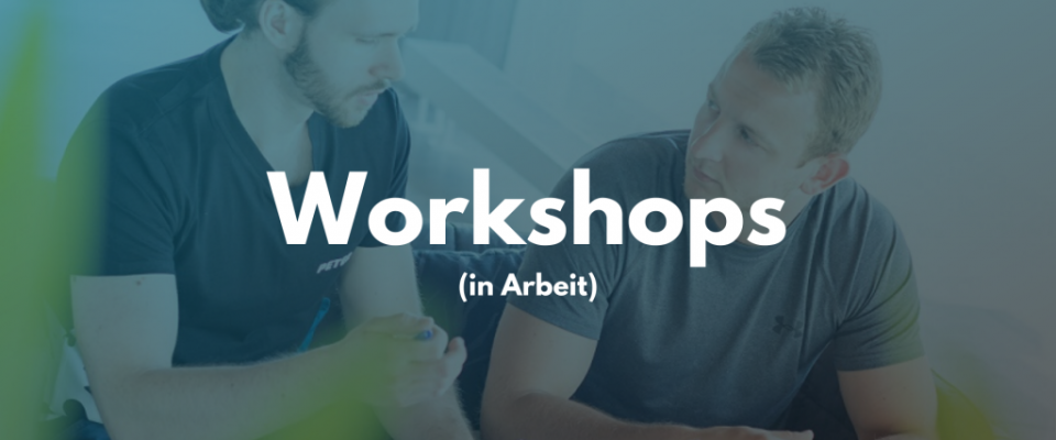 Octofit Startseite Workshops