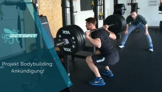 Projekt Bodybuilding Ankuendigung - Octofit