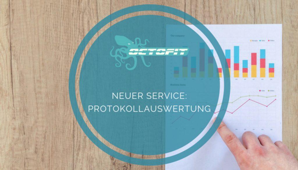 Protokollauswertung - Octofit