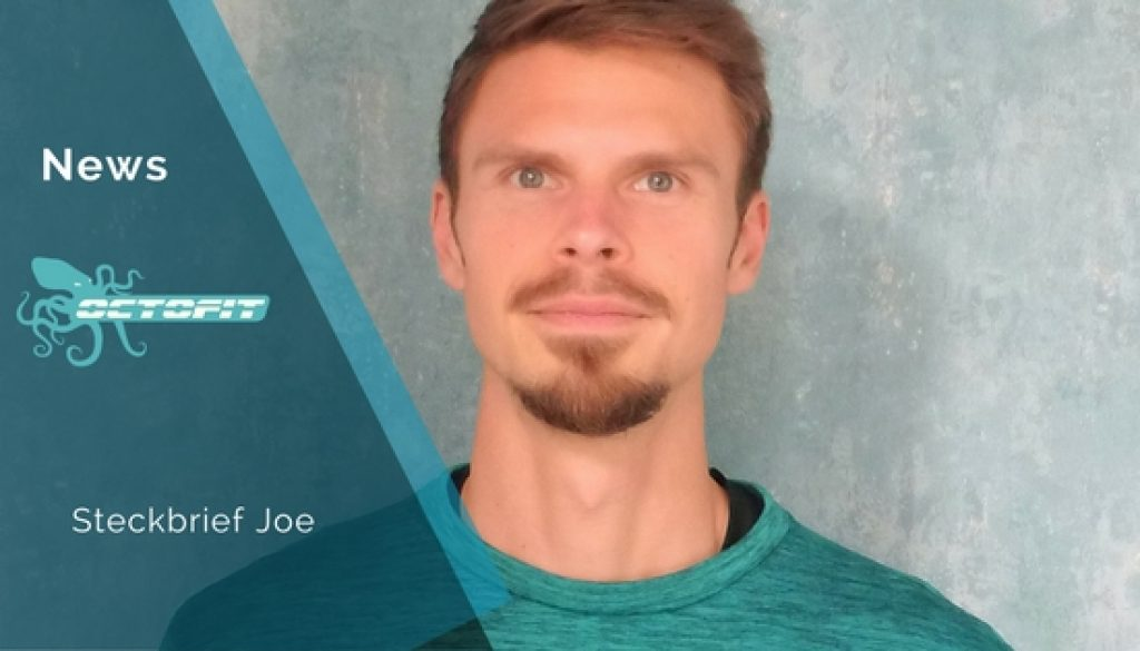 Steckbrief Joe - Neues Versuchskaninchen - Octofit